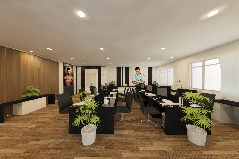 Desain Interior Perkantoran